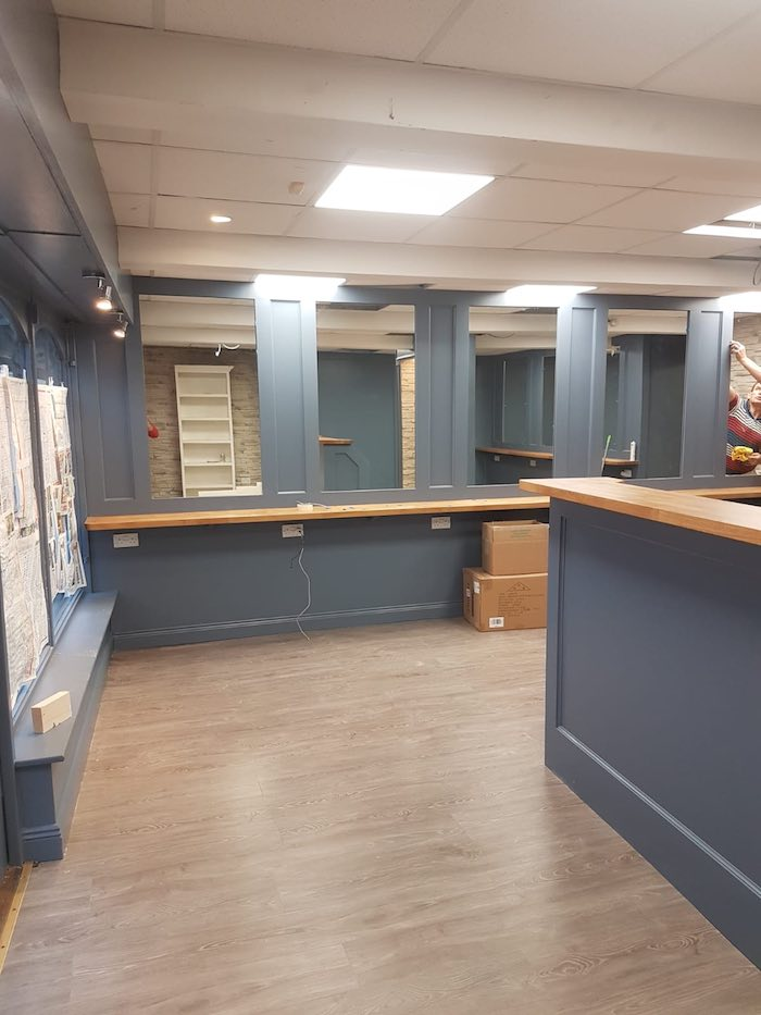Construction In Meath Retail Fit Out Colin Morris