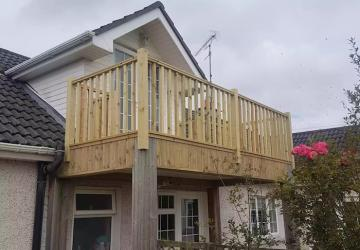 Carpentry services by Colin Morris Construction, construction in Navan - photo 14