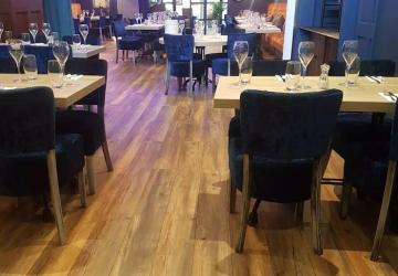 A restaurant after renovation, by Colin Morris Construction, the property renovations specialists - photo 2