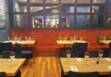 A restaurant after renovation, by Colin Morris Construction, the property renovations specialists - photo 4